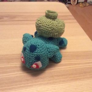 Baby Bulbasaur is born