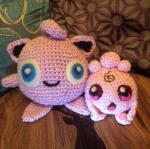 Jigglypuff + Igglybuff