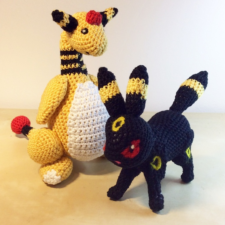 umbreon pokemon amigurumi - Pesquisa Google | Crochet pokemon ... | 764x764